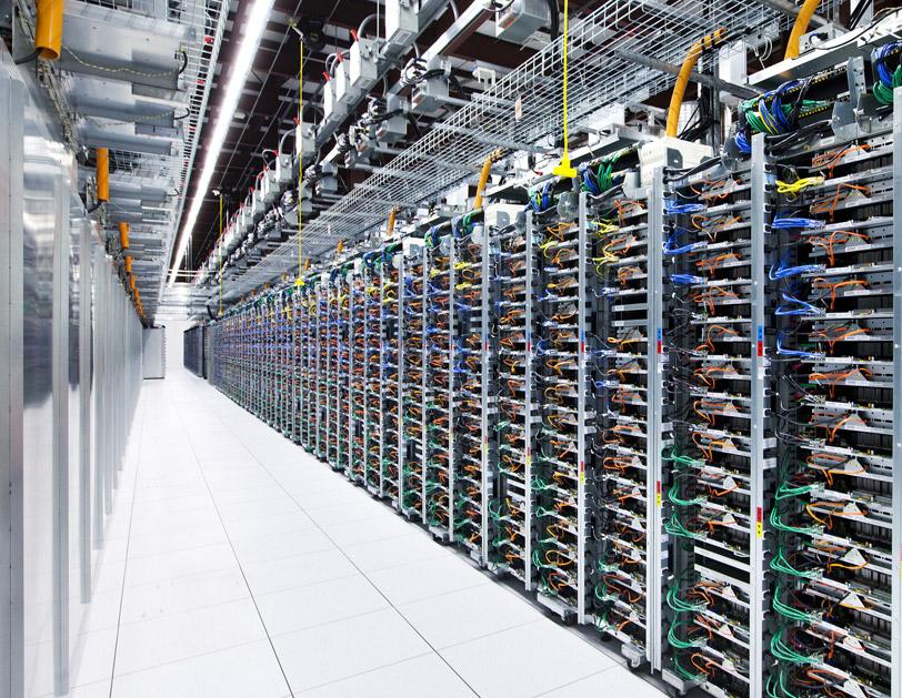 Data centre image